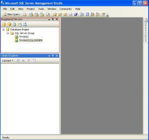 Registered SQL Servers